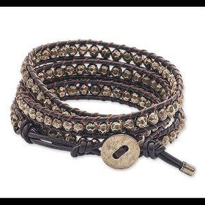 NWT Premier Designs It's A Wrap Bracelet